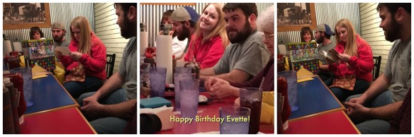 Evette Birthday