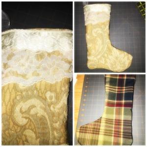 Stockings in June