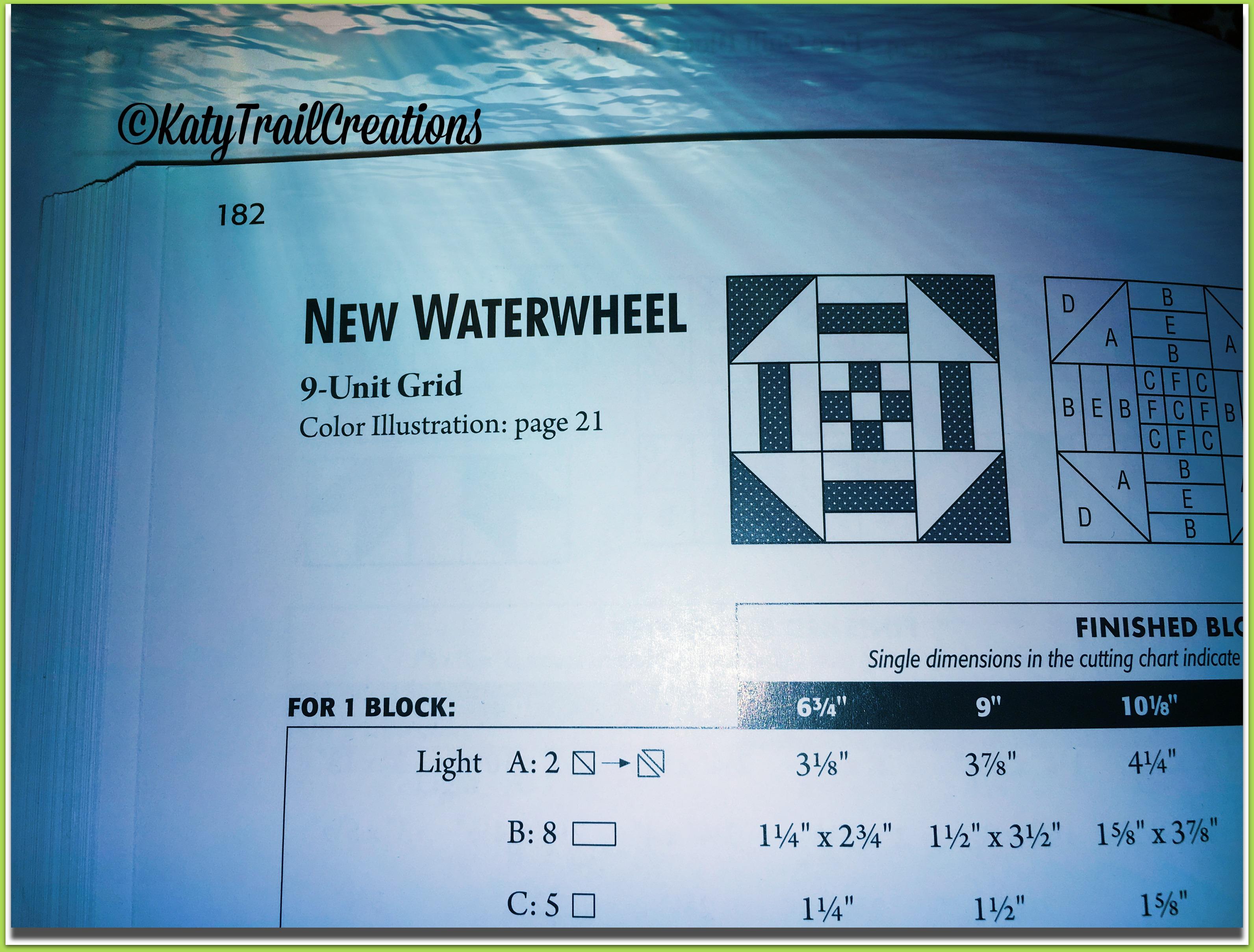 New waterwheelPattern