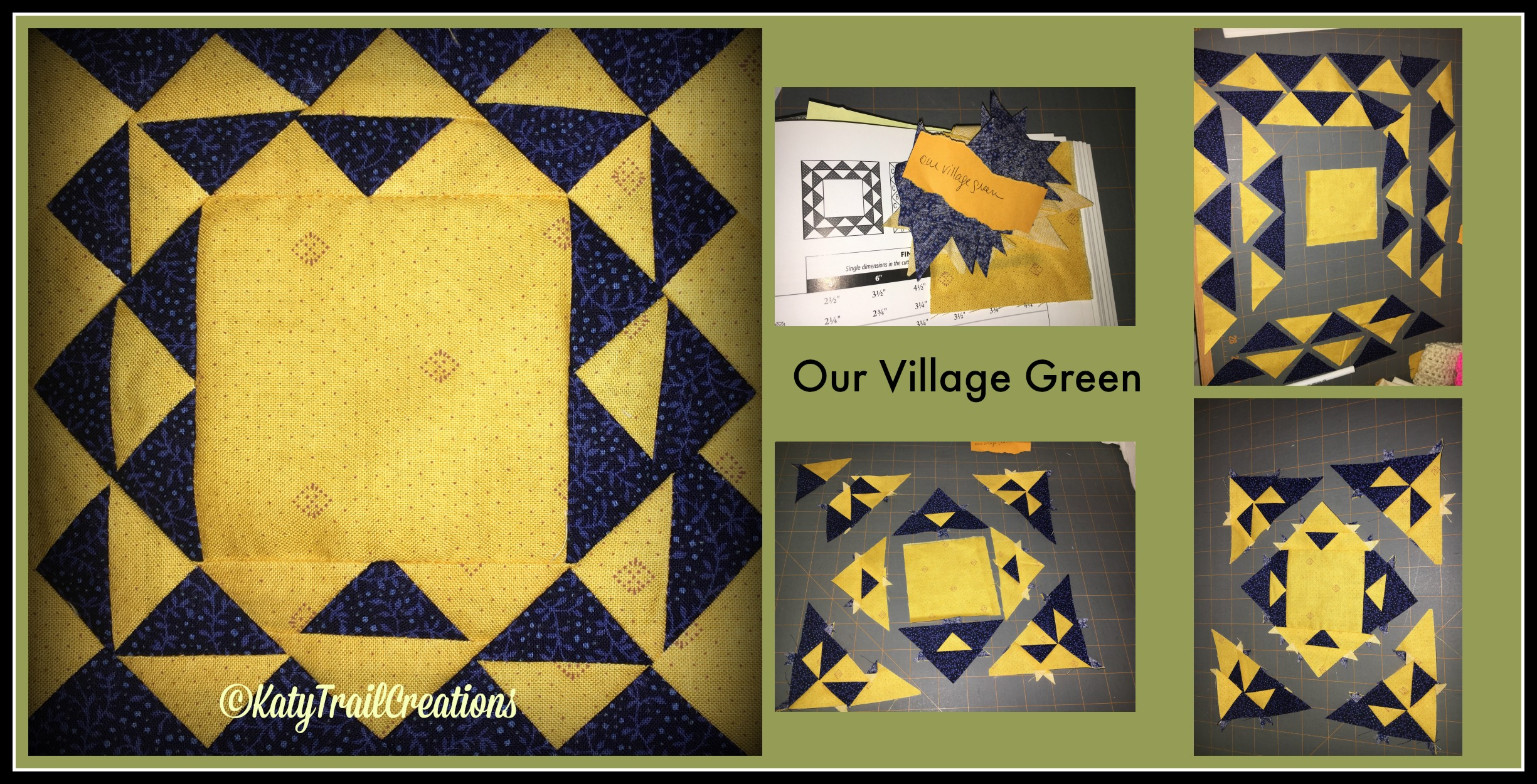 OurVillageGreenBlockCollageImage