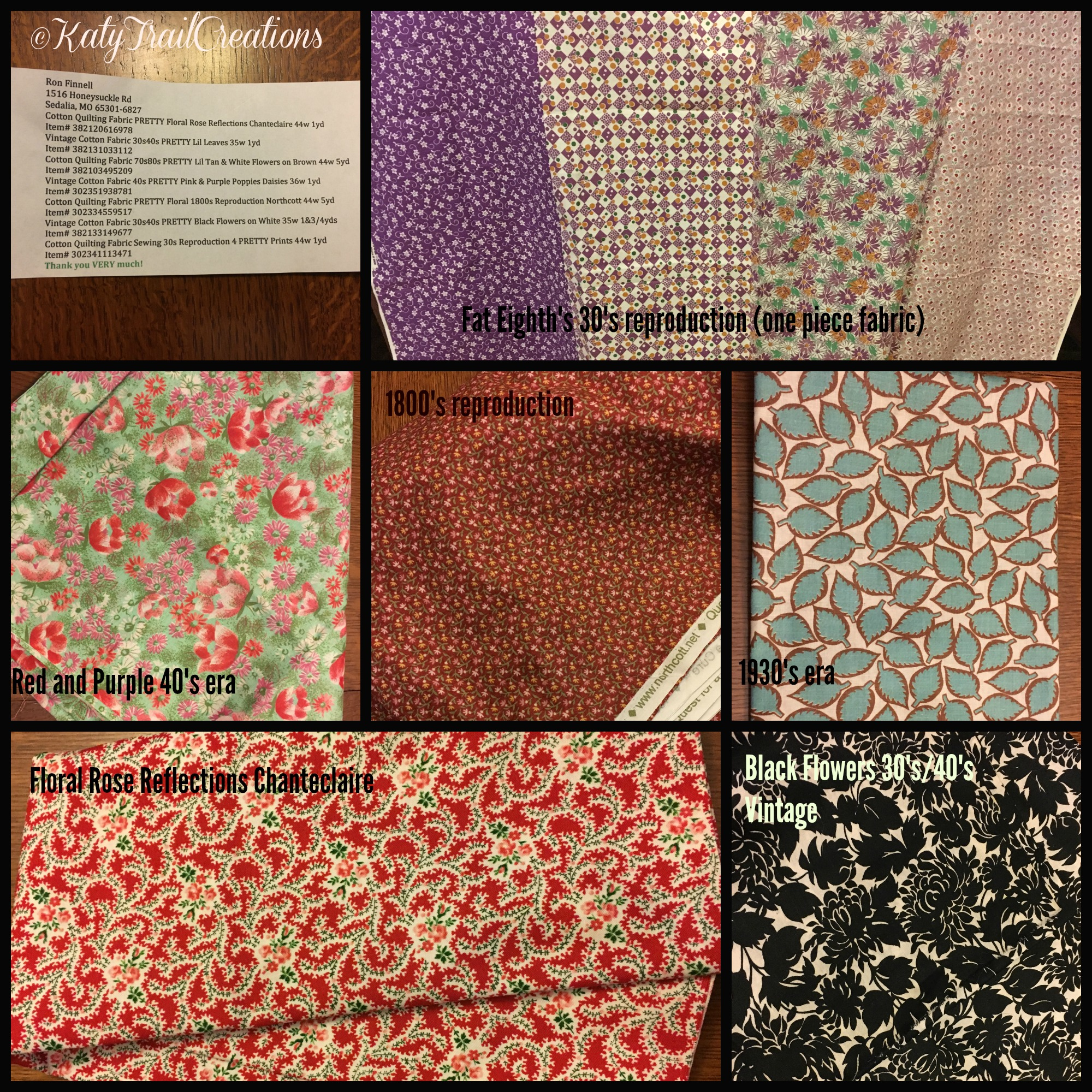 JulyFabricCollage