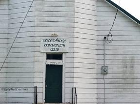 Community Club Door