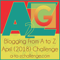 #AtoZchallenge 2018 G is for Genre
