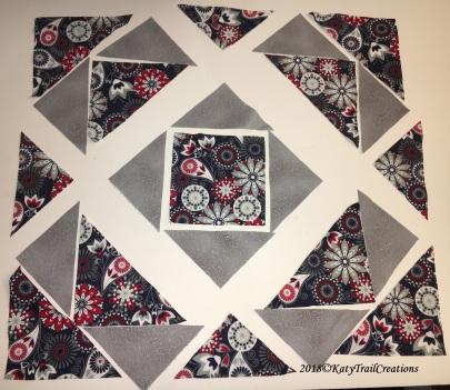 Fabric Block layout