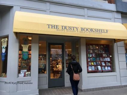 Dusty bookshelf2