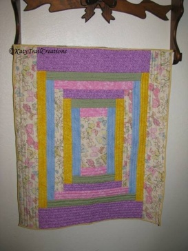 Baby quilt (for Ayla Rose)
