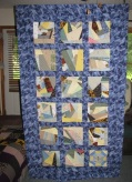 Crazy Quilt (for Aaron)