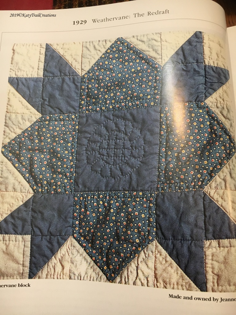 Weather Vane In StarQuilts