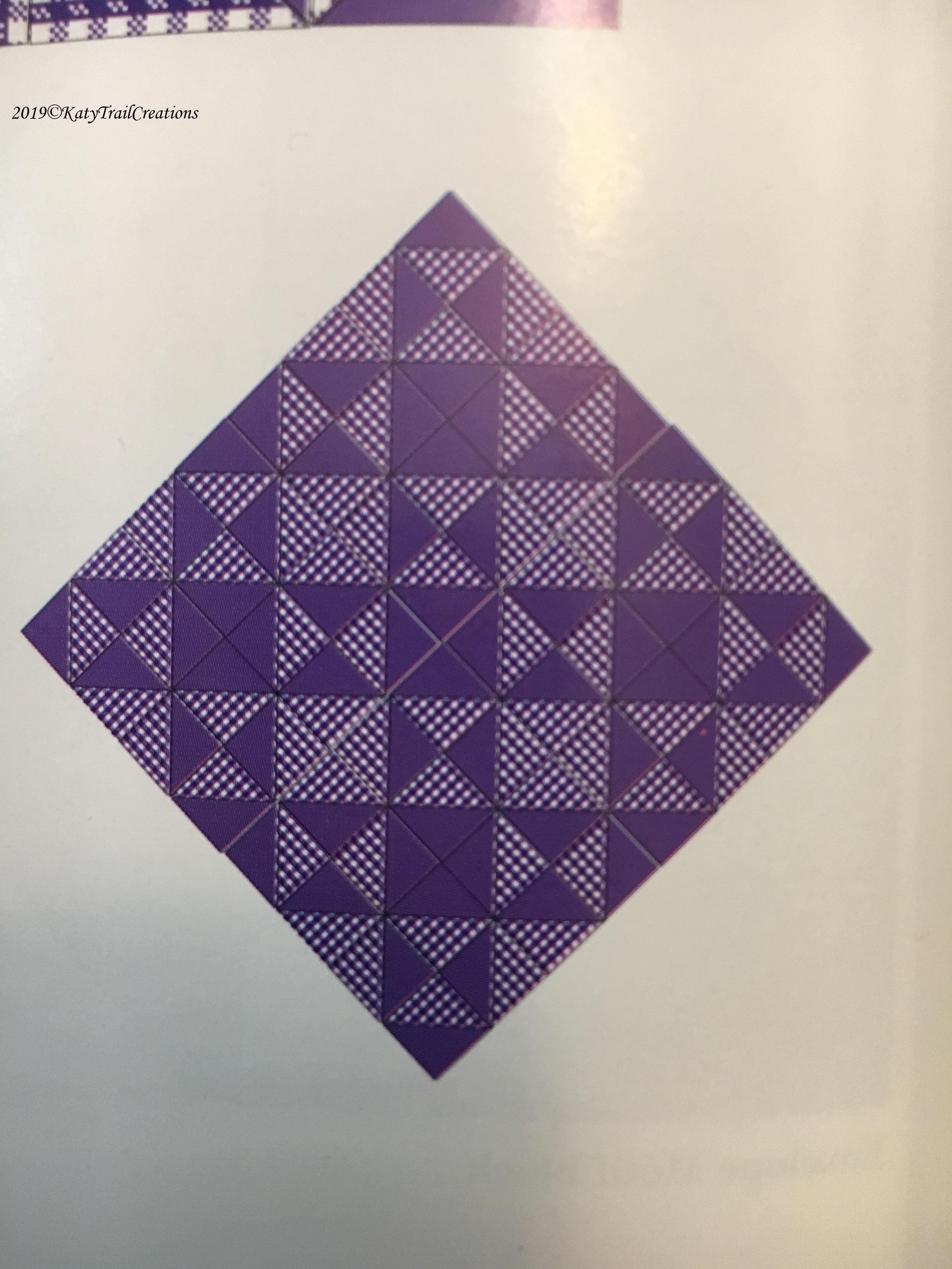 On point layout of Envelope blocks