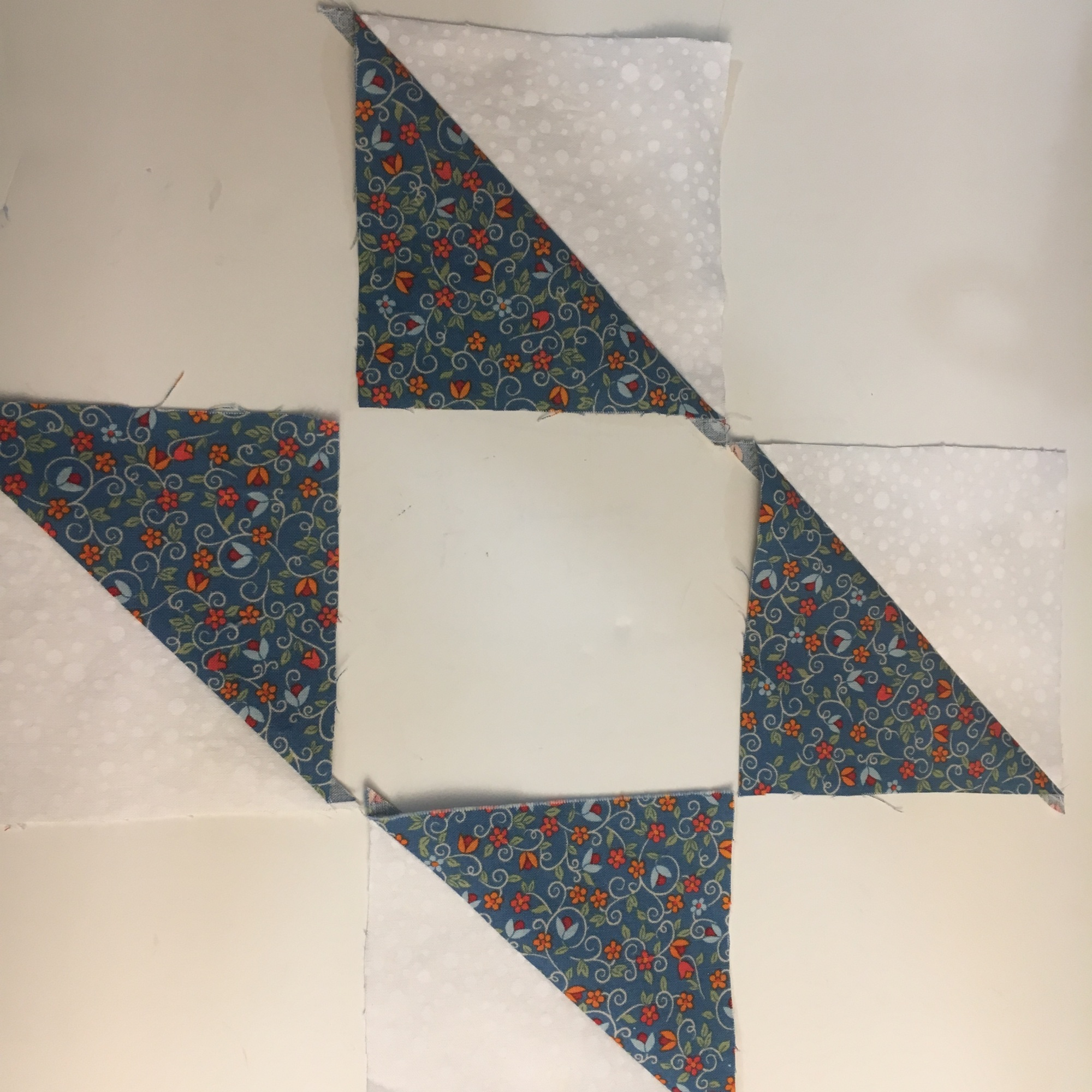 1/2 Square Triangles