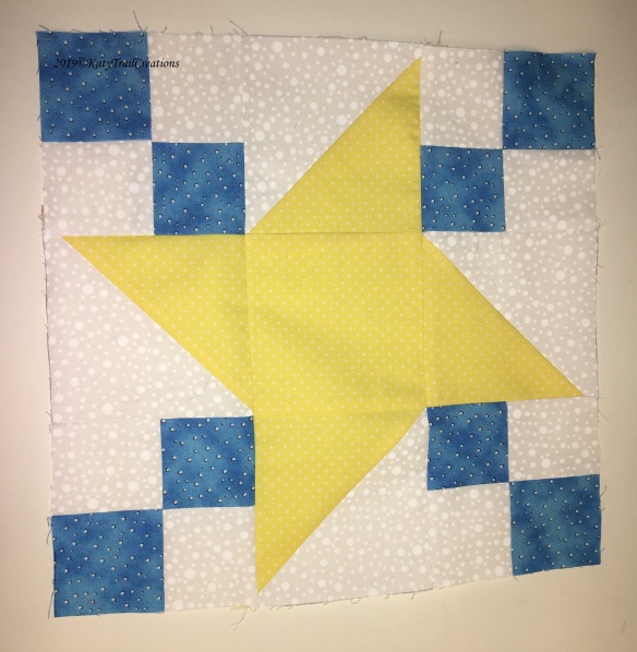 Milky Way Block Completed