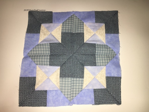 Scottish Cross completed