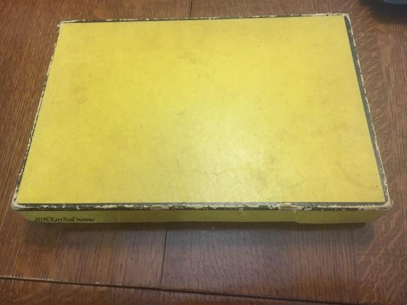 The little yellow box