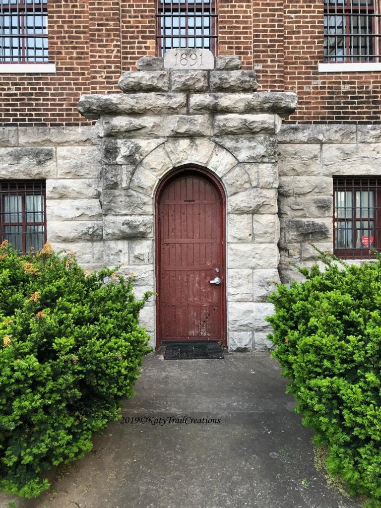 Calaboose Door