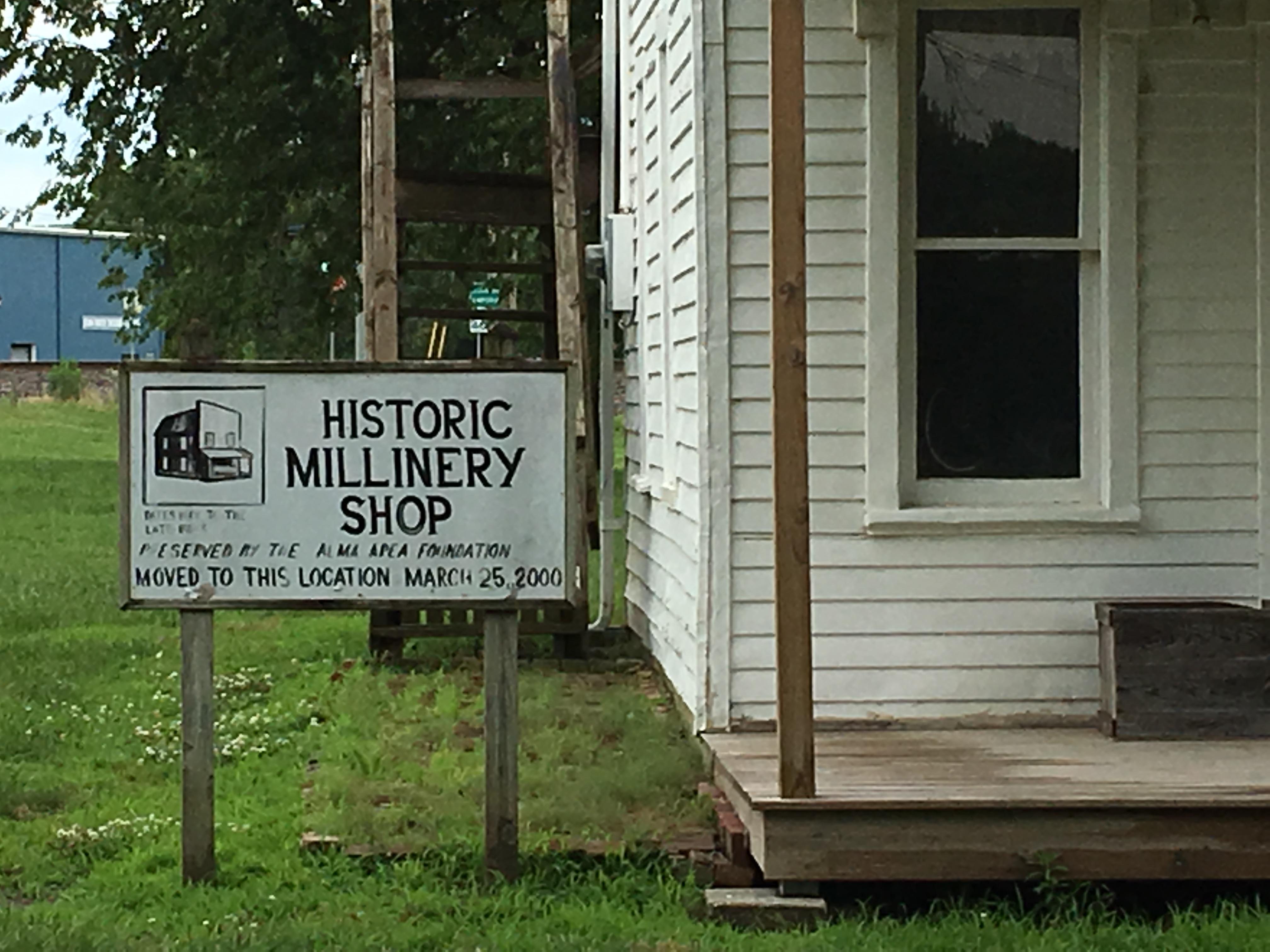 Millinery Shop details